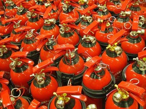 Fire Extinguishers for sale and rent
