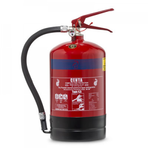 4.5kg DCP Fire Extinguisher - AA016