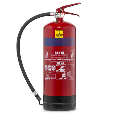 9kg DCP Fire Extinguisher - AA0914